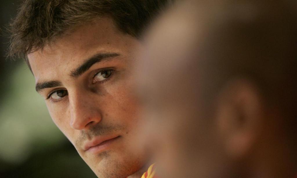 Iker Casillas (AP Photo/Bernat Armangue)