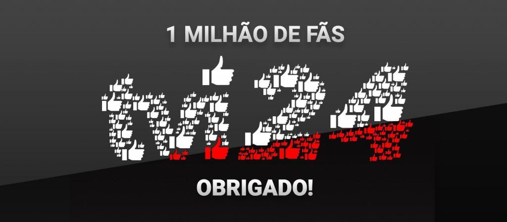 TVI24 chega ao milhão de fãs no Facebook