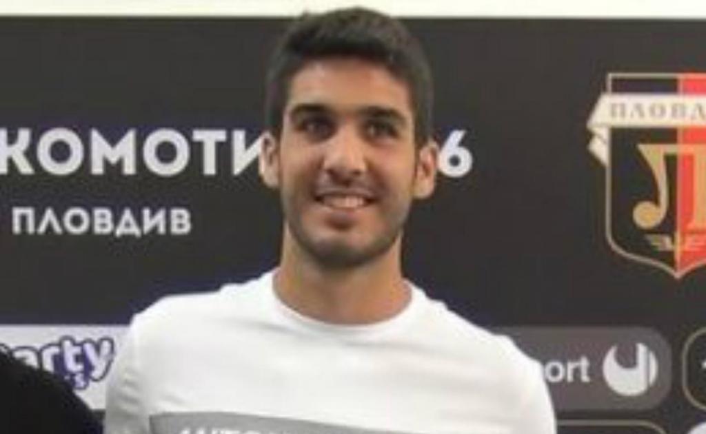 Dinis Almeida (Lokomotiv Plovdiv)