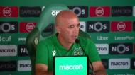 «Vietto e Luiz Phellype estão lesionados e não vão ser convocados»