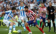 Real Sociedad-Atlético Madrid