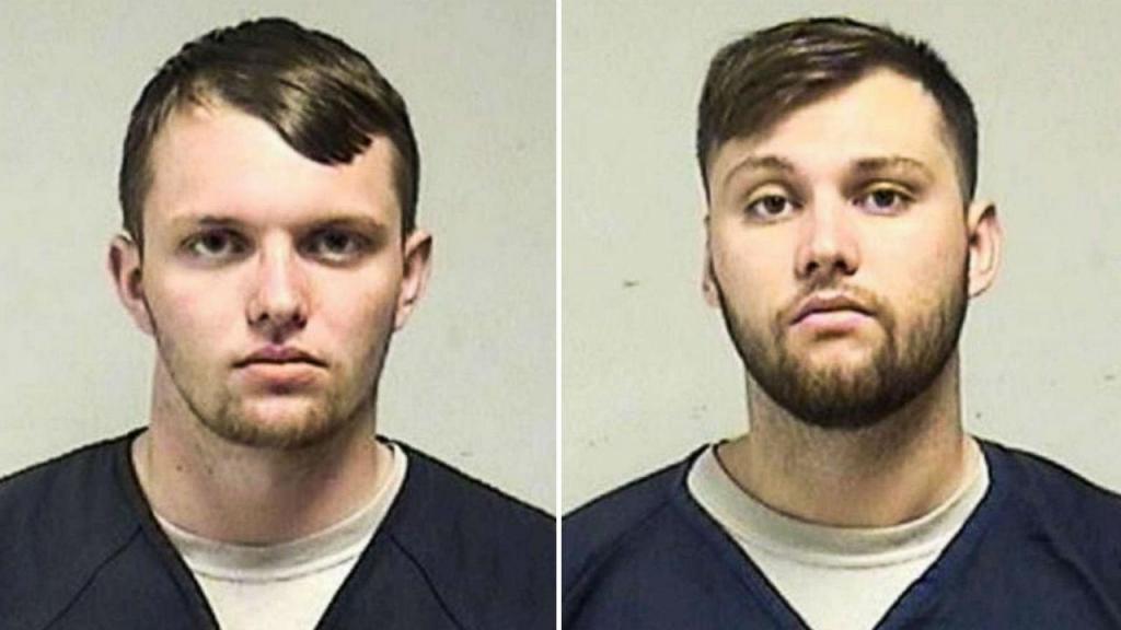 Irmãos detidos por tráfico nos EUA