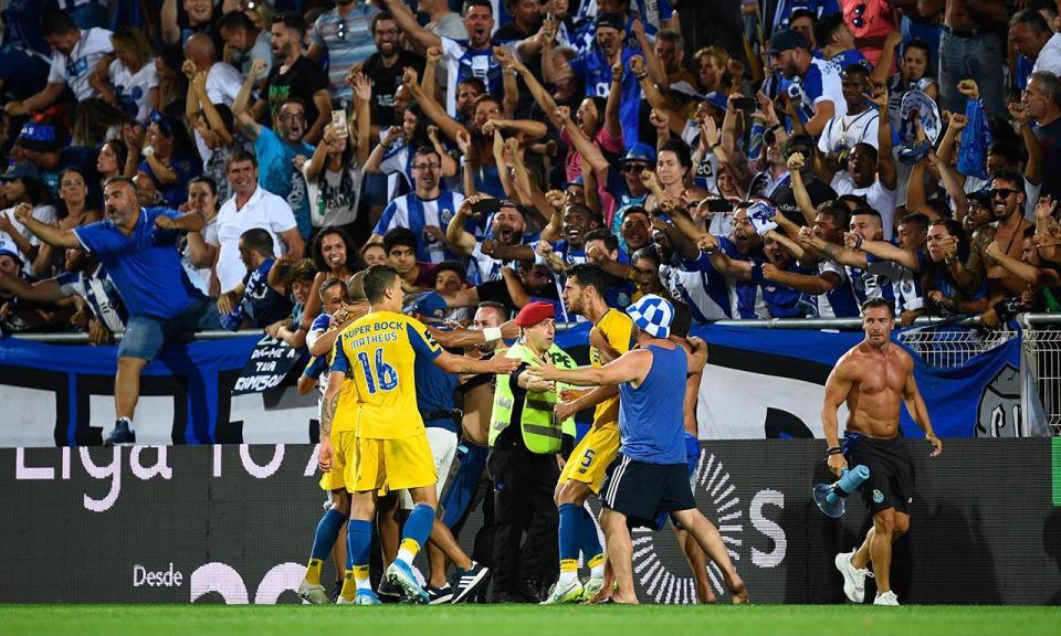 Portimonense-FC Porto, 2-3 (crónica)