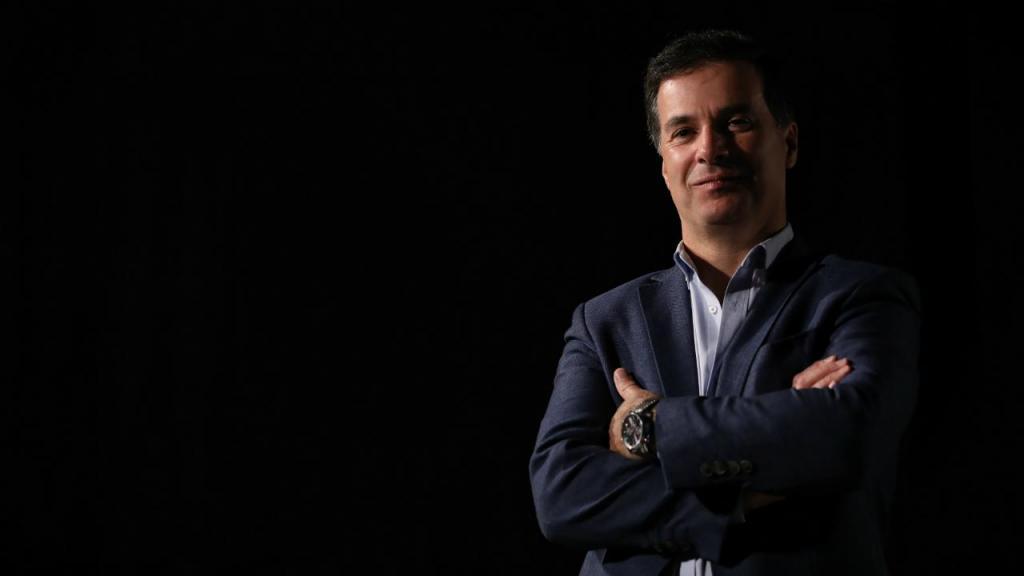 José Inácio Faria, presidente do MPT, Partido da Terra