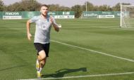 Sporting: Ristovski já corre no relvado