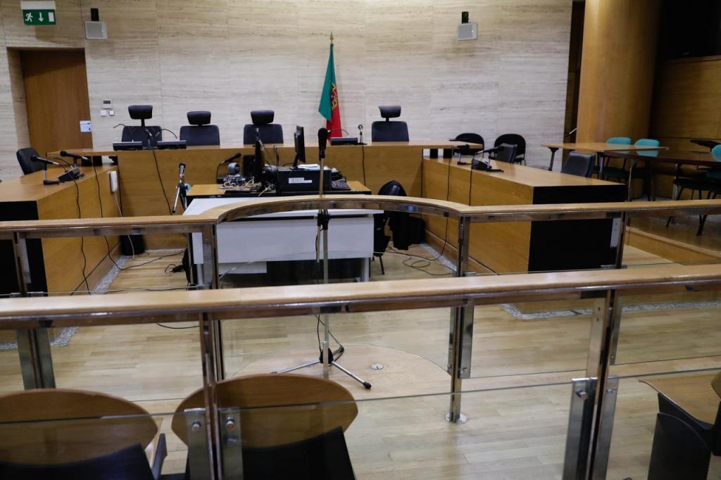 Sala de julgamento