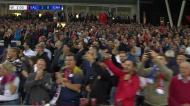 VÍDEO: Haland inaugura o marcador no Salzburgo-Genk