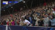 VÍDEO: Salzburgo faz o quinto em primeira parte de loucos