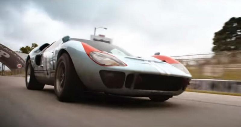«Ford v Ferrari» (reprodução YouTube 20th Century Fox)