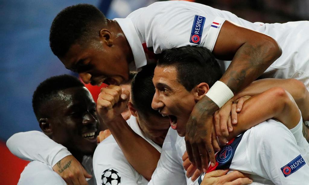 PSG-Real Madrid