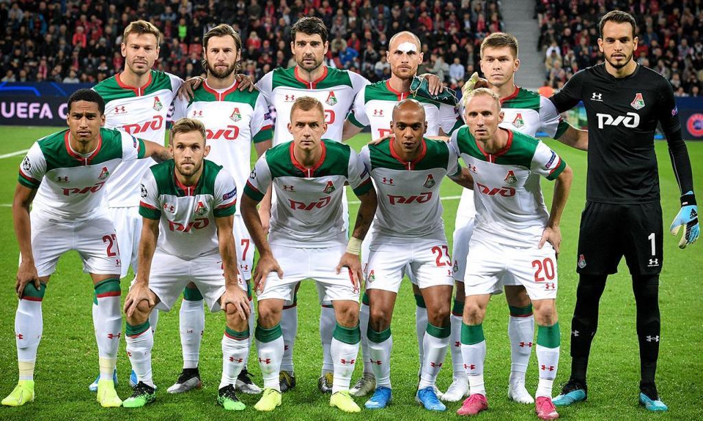 Leverkusen-Lokomotiv Moscovo