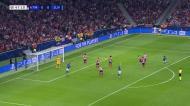 VÍDEO: golaço de Cuadrado abre o marcador em Madrid
