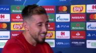 Herrera: «Ter a estreia na Champions e fazer um golo importante sabe ainda melhor»