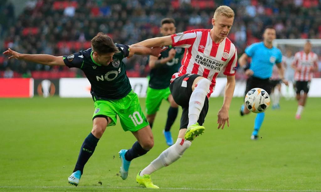 PSV-Sporting