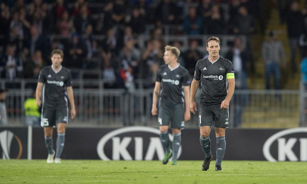 LASK Linz-Rosenborg