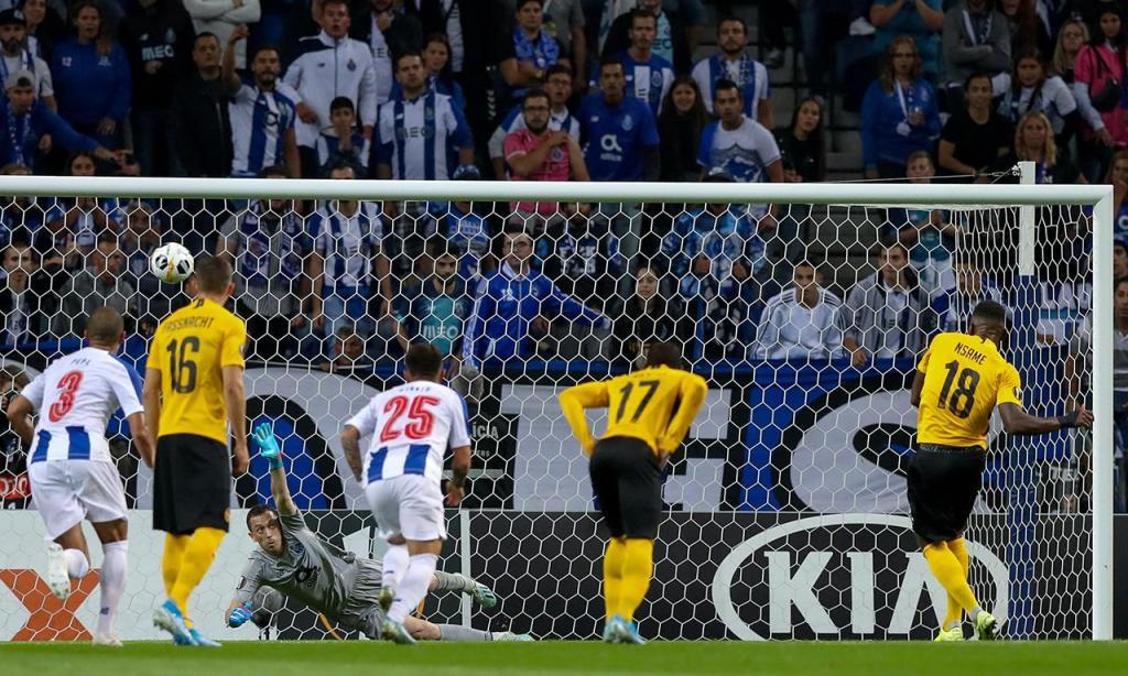 FC Porto-Young Boys
