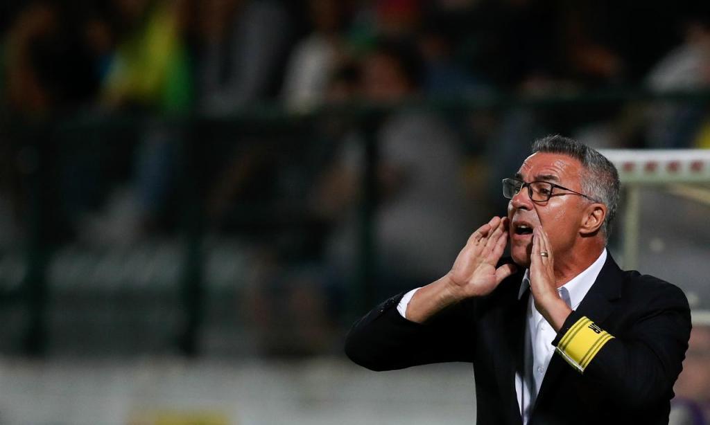 Liga: Paços Ferreira-Desportivo Aves (José Coelho/LUSA)