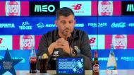 «Santa Clara tem reação à perda de bola muito boa»