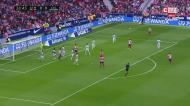 Guarda-redes do Celta nega golo a Félix e Lodi em poucos minutos