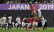 Inglaterra-Tonga(AP Photo/Aaron Favila)