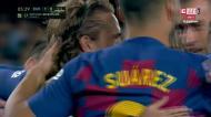 Assistência de Messi para Griezmann e golaço de Arthur