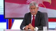 «Se o Benfica for condenado por corrupção peço a demissão»