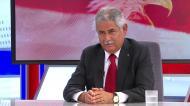 Vieira garante: «Vou-me candidatar para fazer mais um mandato»