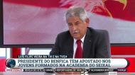 «Ainda não consegui renovar com o Rúben Dias»