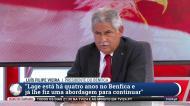 «Com o Sporting poderei falar, com o FC Porto não vale a pena»