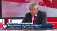 Vieira falou com Mourinho e Lage disse que o ia buscar ao aeroporto