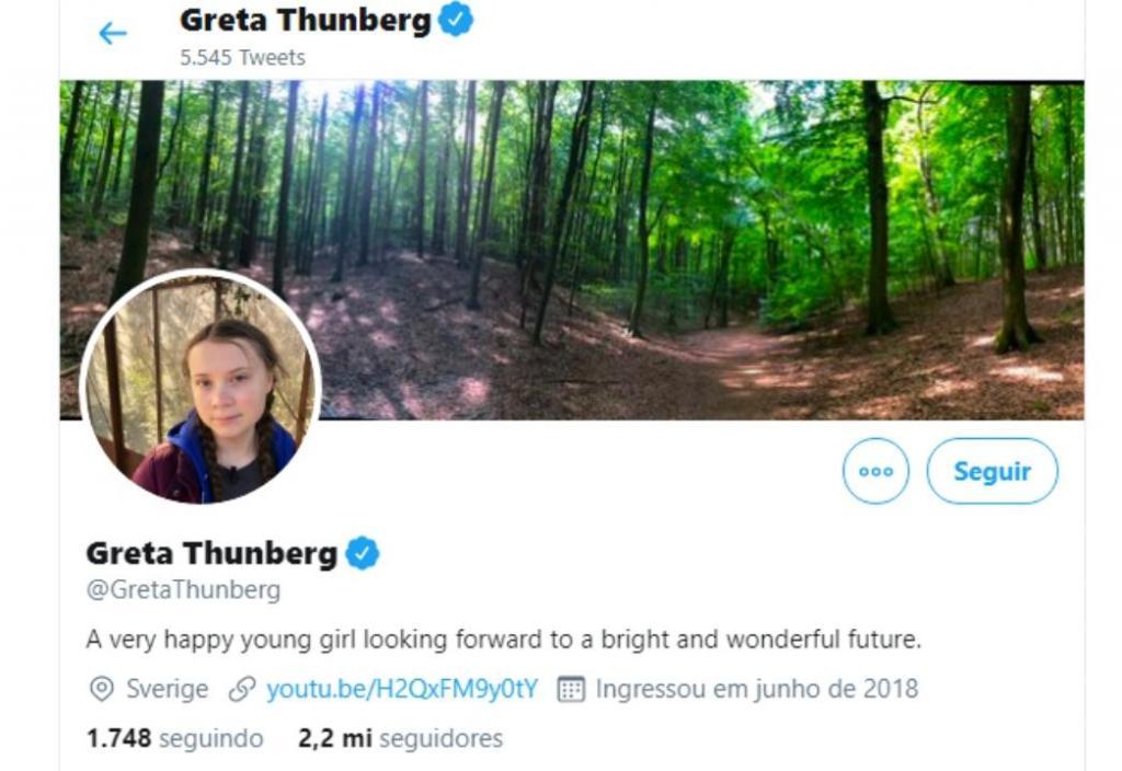 Greta responde a Trump