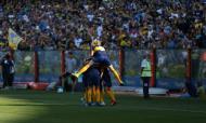 Boca-River em futebol feminino (foto Boca Juniors)