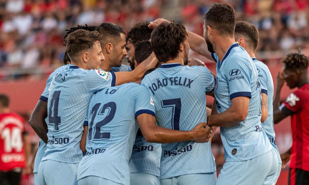 Mallorca-Atlético Madrid