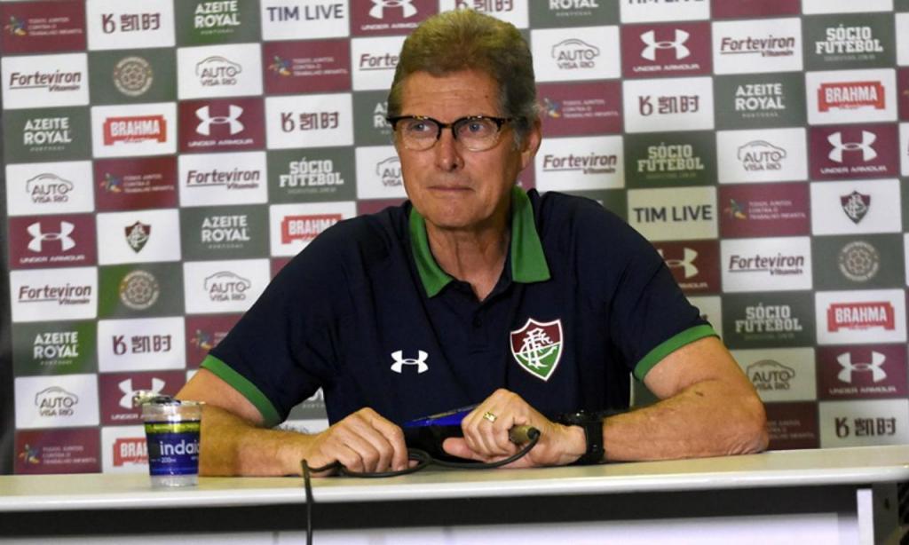 Oswaldo de Oliveira (Fluminense)