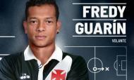 Fredy Guarín (twitter Vasco da Gama)