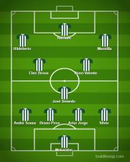 Benfica-V. Setúbal (onzes prováveis)