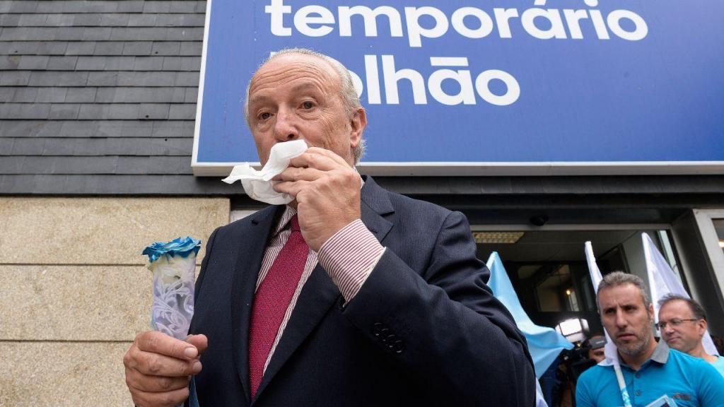 Santana Lopes no Porto