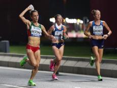 Salomé Rocha perde título dos 10 mil metros por calçado irregular