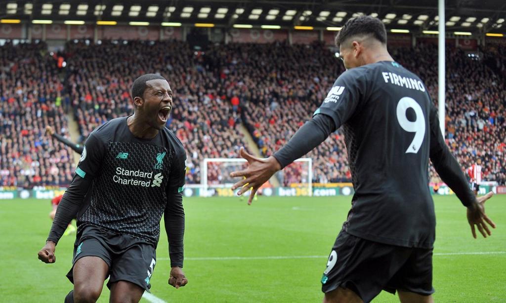 Sheffield United-Liverpool