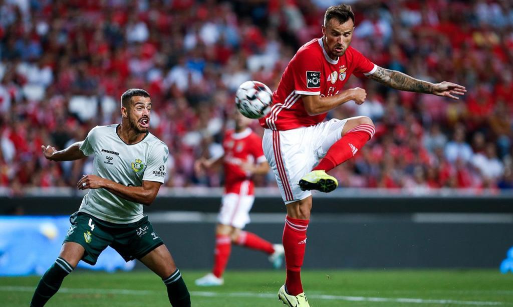 Benfica-Vitória Setúbal