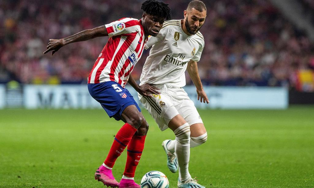 Atlético Madrid-Real Madrid