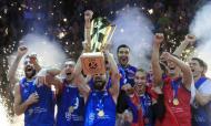 Sérvia é campeã europeia de voleibol (AP)