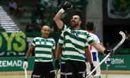 Hóquei em patins: Sporting vence Taça Continental