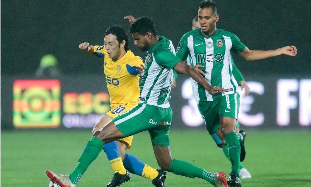 Rio Ave-FC Porto (EPA/MANUEL FERNANDO ARAUJO)
