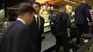 Vieira recusa comentar incidentes da Assembleia geral do Benfica