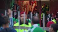 Varandas insultado na chegada do Sporting à Vila das Aves