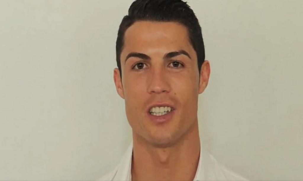 Cristiano Ronaldo deixa mensagem de parabéns a Aurélio Pereira