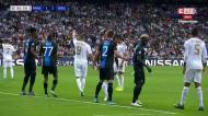 VÍDEO: Casemiro empata o jogo no Bernabéu (2-2)