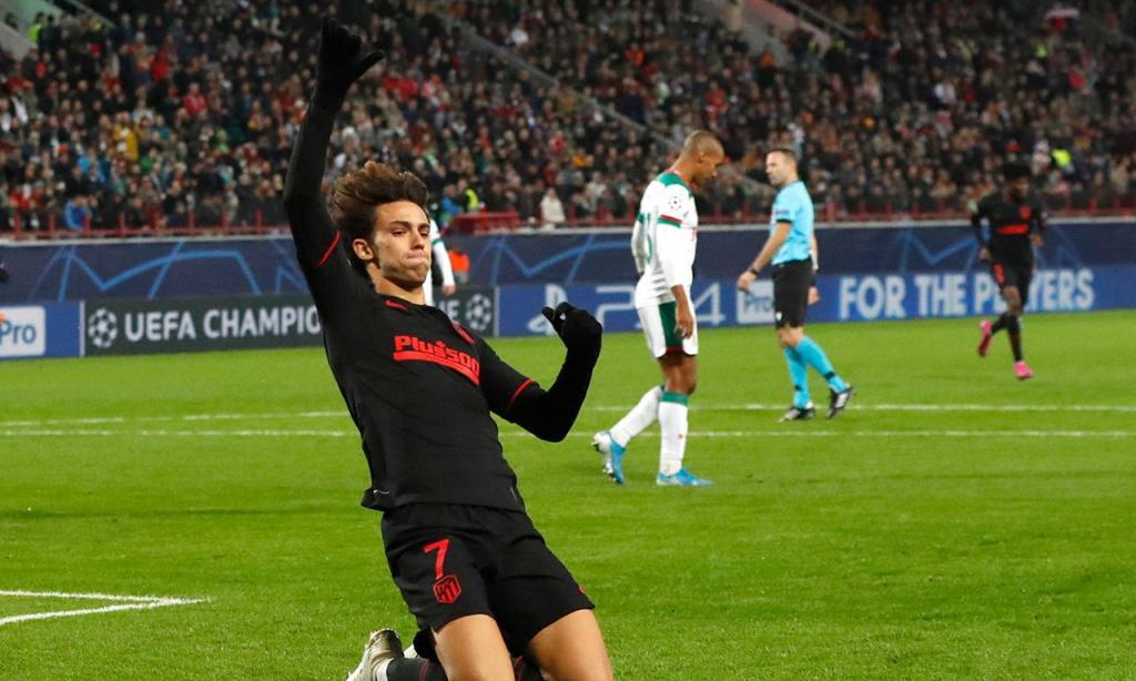 Lokomotiv Moscovo-Atlético Madrid