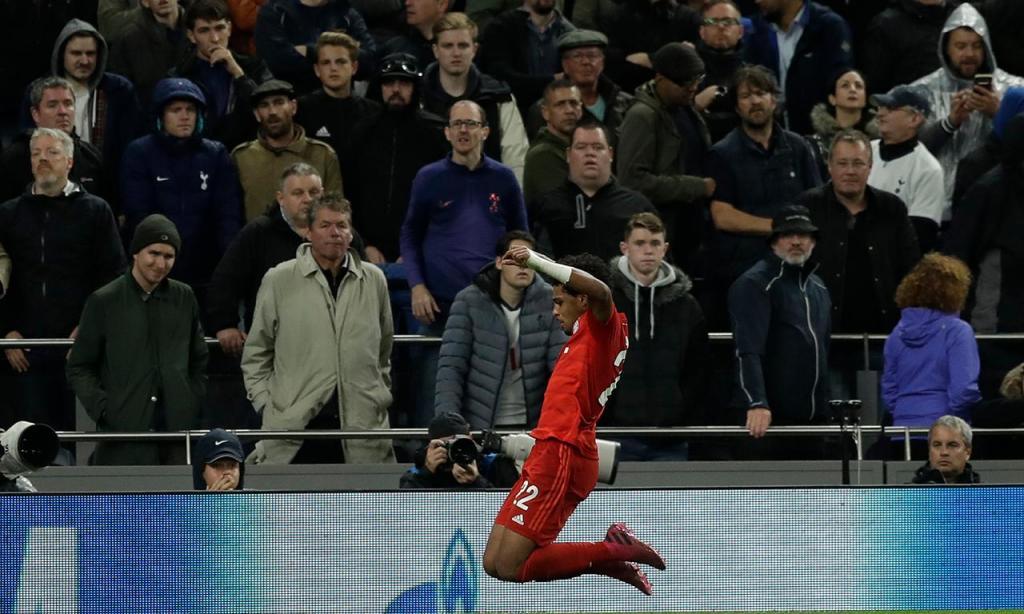 Tottenham-Bayern Munique